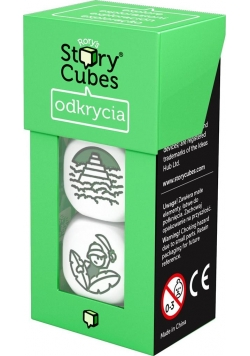 Story Cubes: Odkrycia REBEL