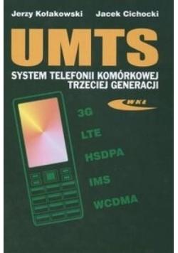 UMTS. System telefonii komórkowej trzeciej gener.