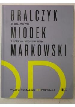 Bralczyk, Miodek, Markowski w rozmowie z Jerzym Sosnowskim