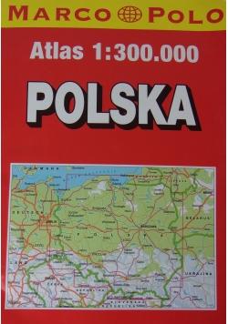 Atlas 1:3000.000 Polska