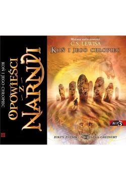 Opowieści z Narnii. Koń i jego chłopiec. Audiobook