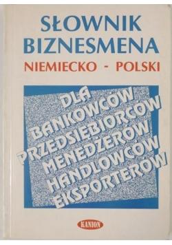 Słownik biznesmena niemiecko-polski