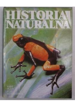 Historia naturalna: Gady, płazy, ryby, bezkręgowce