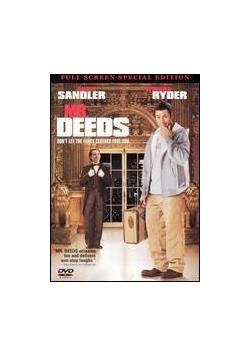 Mr. Deeds, płyta DVD