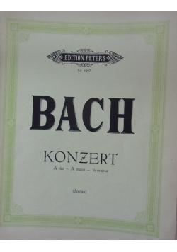 Bach konzert