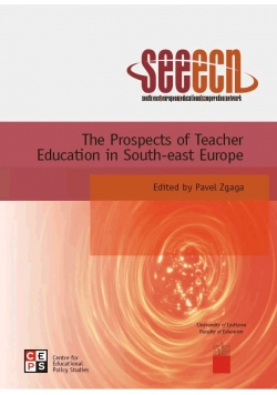 The Prospects of Teacher Education in South-east Europe, DVD