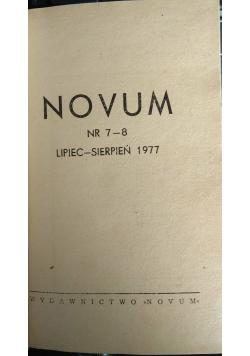 Novum nr.7-12 1977r.