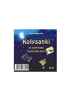 Kołysanki ze srebrnego koszyczka  CD+książka (kpl)