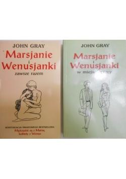 Marsjanie i Wenusjanki zawsze razem / Marsjanie i Wenusjanki w miejscu pracy