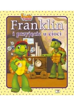 Franklin i przyjęcie u cioci. Franklin i przyjacie