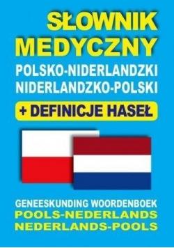Słownik medyczny pol-nider, nider-pol z defin.
