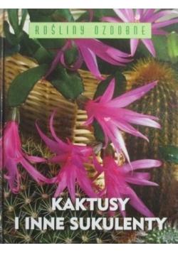 Kaktusy i inne sukulenty
