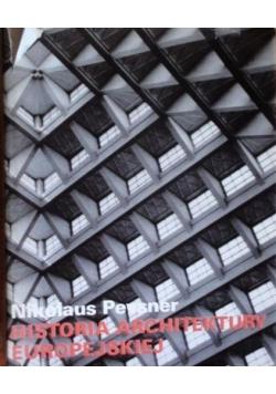 Historia architektury eurpejskiej T.II