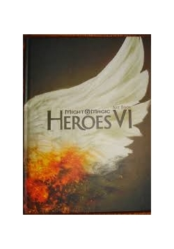 might and magic heroes VI art book
