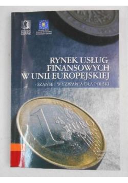 Rynek usług finansowych w Unii Europejskiej