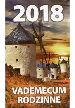 Kalendarz 2018 Vademecum Rodzinne Wiatrak