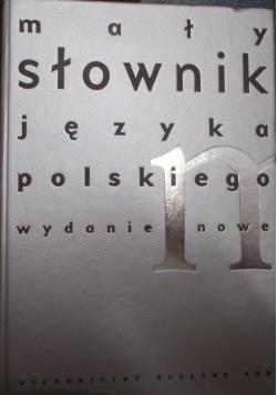 Mały słownik języka polskiego. Wydanie nowe