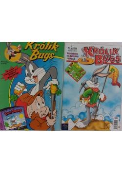Królik Bugs, nr 2/1992 i 3/1998