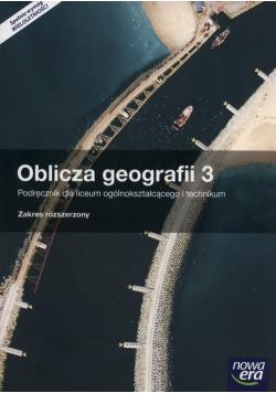 Oblicza geografii 3 Podręcznik Zakres rozszerzony