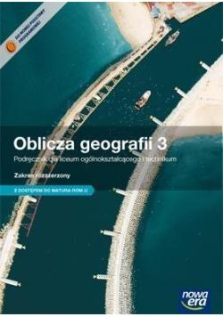 Geografia LO 3 Oblicza geografii ZR w.2014 NE