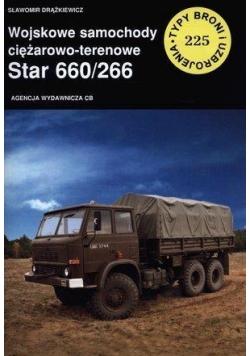 Wojskowe samochody ciężarowo-terenowe Star 660/266