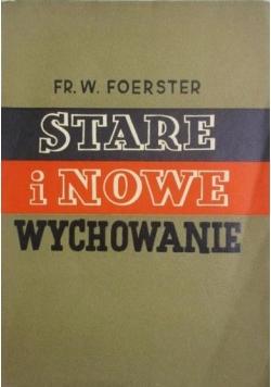 Stare i nowe wychowanie, 1938 r.