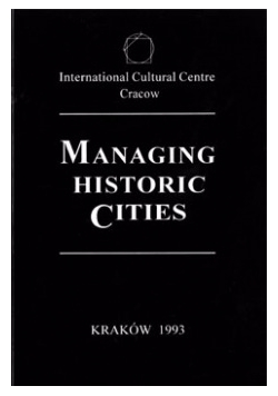 Managing historic Cities