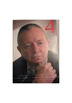 4 lata polityki. Wincenty Elsner w rozmowie z Łukaszem Perzyną, Autograf