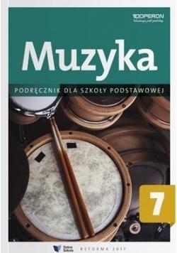 Muzyka SP 7. Podręcznik OPERON