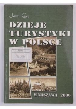 Dzieje turystyki w Polsce