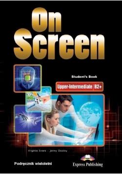On Screen Upper-Inter B2+ SB podr. wieloletni