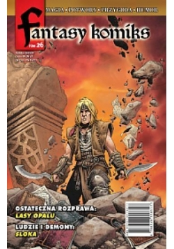 Fantasy komiks T.26