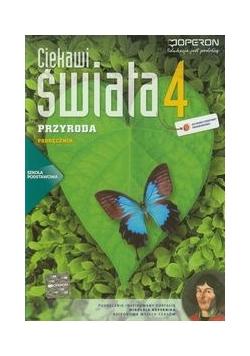 Ciekawi świata Przyroda 4 Podręcznik