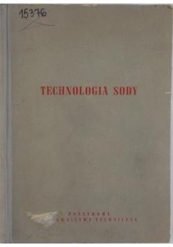 Technologia Sody