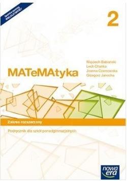 MATeMAtyka LO 2 ZR Podr. w.2016 NE
