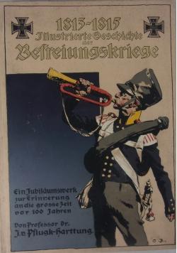 1813-1815, Illustrierte Geschichte der Befreiungskriege