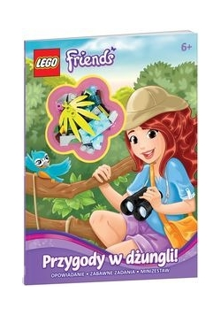 Lego Friends Przygody w dżungli