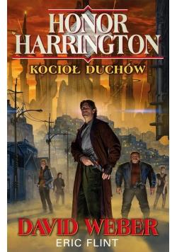 Honor Harrington. Kocioł duchów