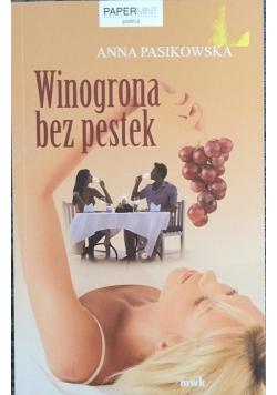 Winogrona bez pestek, Nowa