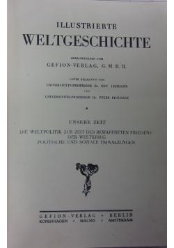 Illustrierte Weltgeschichte, Tom 6