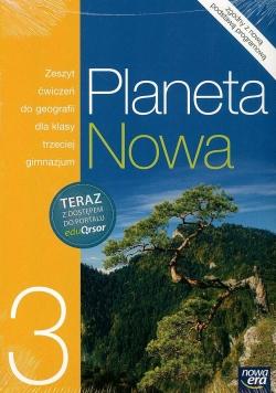 Geografia GIM 3 Planeta Nowa ćw w.2014 EduQrsor NE