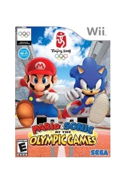 Mario&Sonic at the Olympic Games, CD