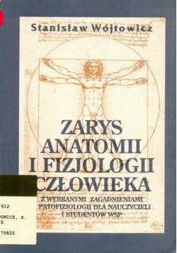Zarys anatomii i fizjologii człowieka