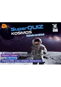 Pakiet SuperQuiz Kosmos