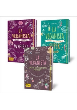 La Veganista / La Veganista Superfood / La Veganista Wypieki