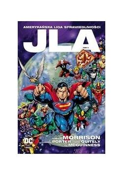 JLA Amerykańska Liga Sprawiedliwości T.4