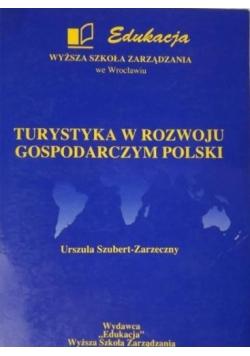 Turystyka w rozwoju gospodarczym Polski