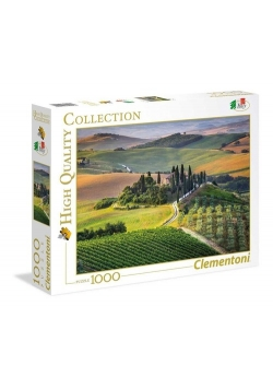 Puzzle High Quality Collection Tuscany 1000