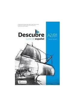 Descubre A2/B1 zeszyt ćwiczeń DRACO