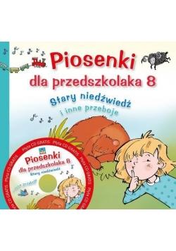 """Piosenki dla przedszkolaka 8 """"Stary niedźwiedź"""""""